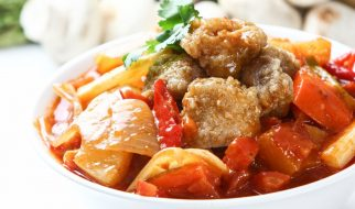 Curry met bloemkool