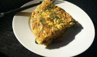 4 variaties op omelet